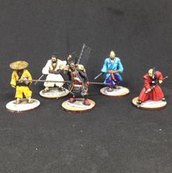 Footsore Samurai