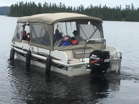 Un beau voyage au Lac Édouard