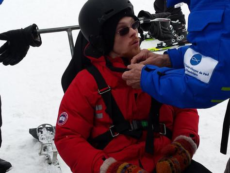 Ski adapté