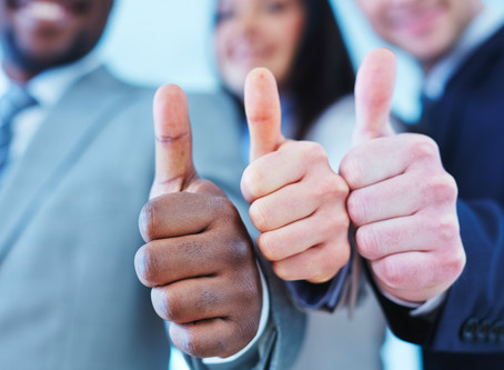 Positividade nas empresas