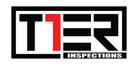 T1ER ONE INSPECTIONS Logo
