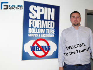 Welcome to Fontijne Grotnes John!!!