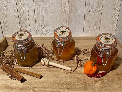 Thank You Jar - 4 oz honey jar