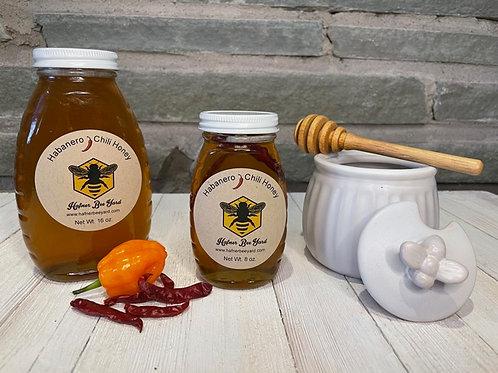 Habanero-Chili Honey