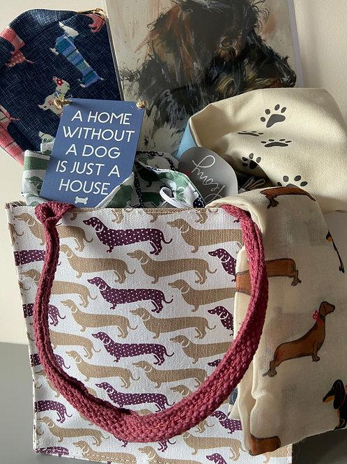 Dachshund Delight Gift Bag
