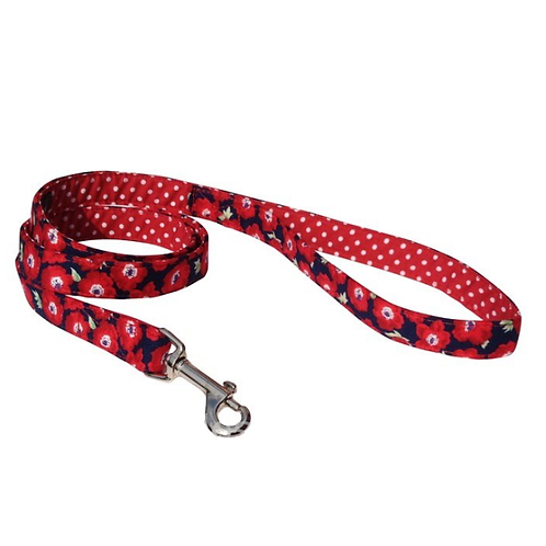 Elizabeth Dog Lead by BlossomCo at SkyeBubble perfect gift for dog lovers