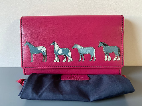 Best FriendsHorse Flap Over Purse