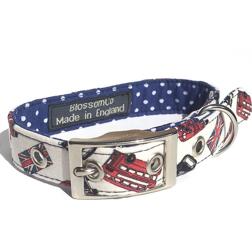 BlossomCo London Style - Dog Collar