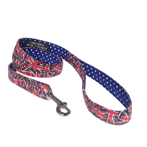 Jack Dog Lead by BlossomCo at SkyeBubble the perfect gift for dog lovers