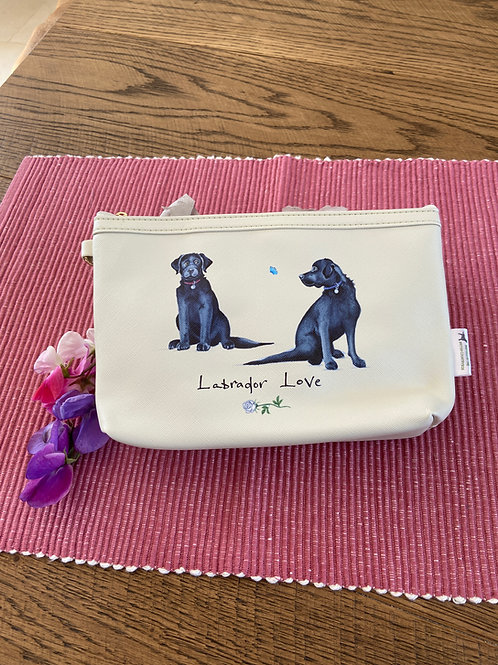 Labrador Love- Make - Up Bagby At Home in the Country.