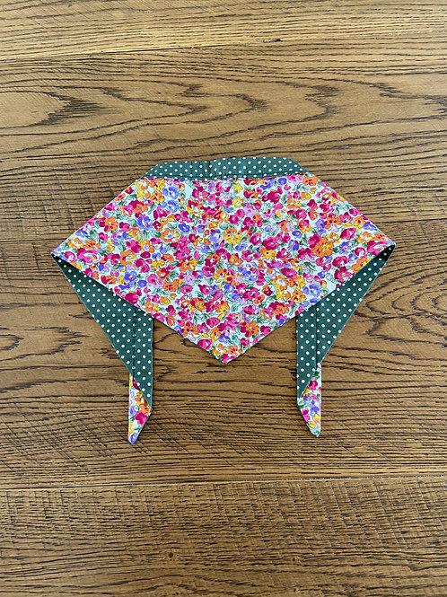 BlossomCo Bandana Eva handmade in England