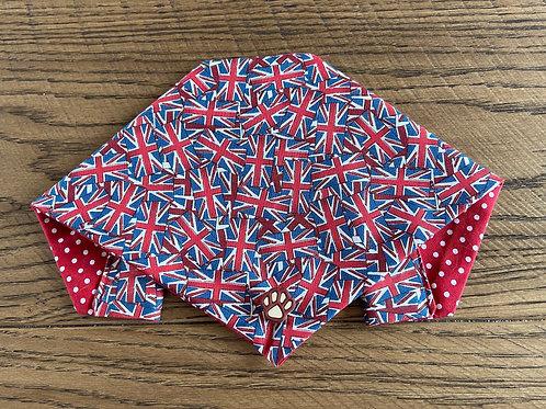 Bandana - Union Jack & Spots
