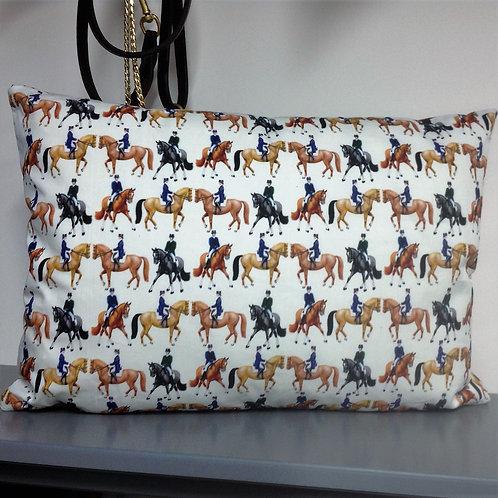 Horse Cushion - Dressage Moves