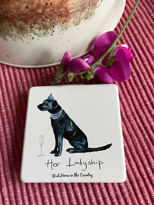 Compact Mirror - Her Ladyship