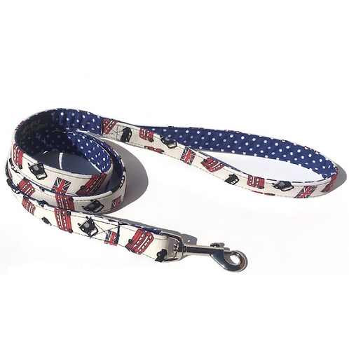 London Style - Dog Lead by BlossomCo