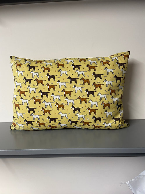 Bull Terrier - Cushion