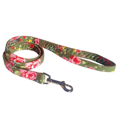 BlossomCo Dog Lead Olive at SlyeBubble the perfect gift for Dog Lovers