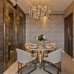 Stars of Kovan | Luxury Dining Area