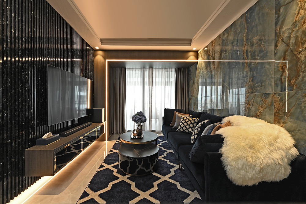 smart home technology smart living mr shopper studio cityview residences renovation project my lighthouse singapore koble smart switches smart lights IoT internet of things
