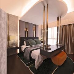 Miltonia Residences | Master Bedroom