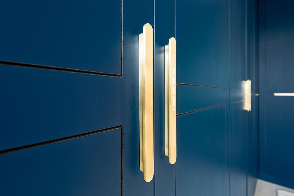 mr shopper studio metallic finishing home renovation project interior design planning singapore
