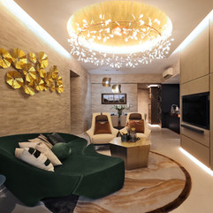 Miltonia Residences | Living Room