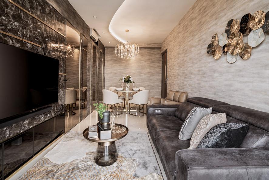 Stars Of Kovan | Living Room