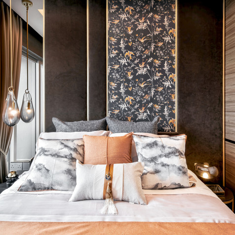 Stars of Kovan | Master Bedroom