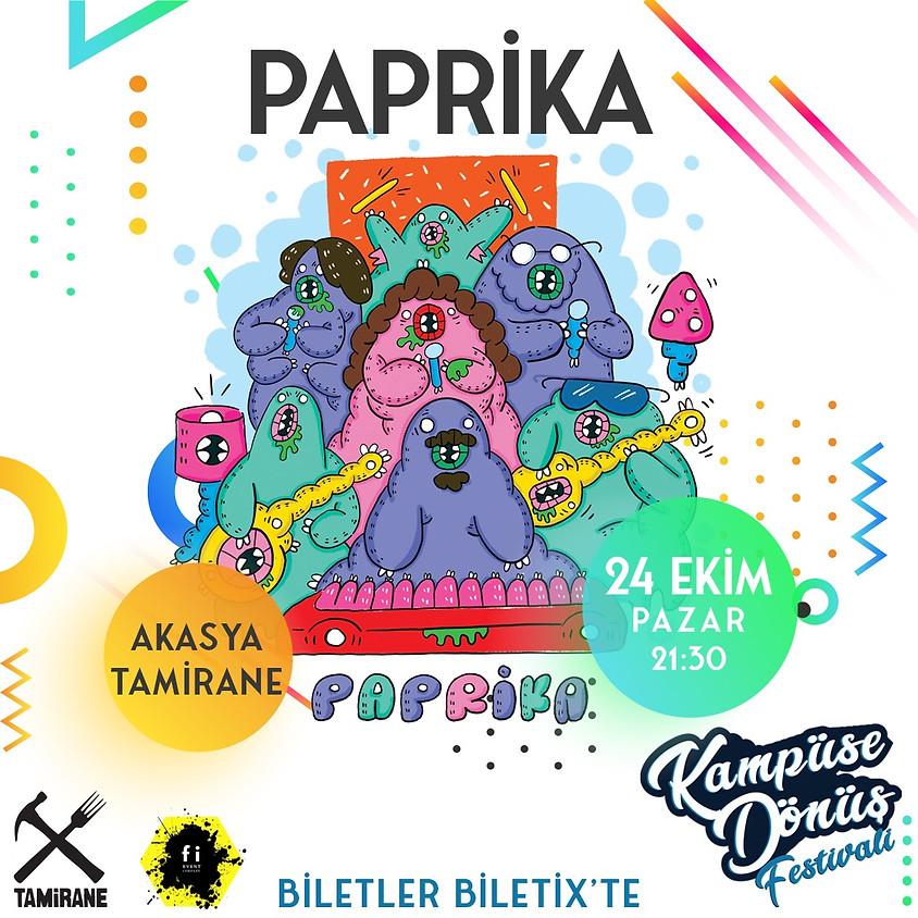 "Kampüse Dönüş Festivali ""Paprika"""