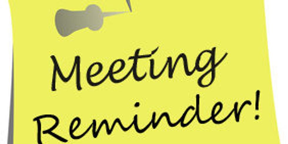 ECA General Membership Meeting
