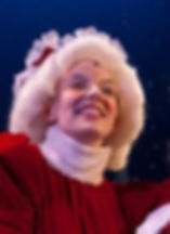 Mrs. Claus in Holiday Follies 3