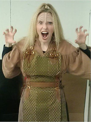 As LodHolm in Klingon Christmas Carol