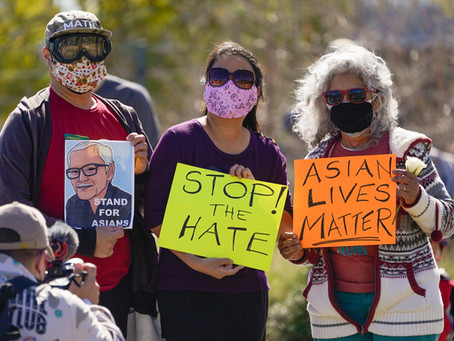 Anti-Asian Violence and Hate Crimes Surge