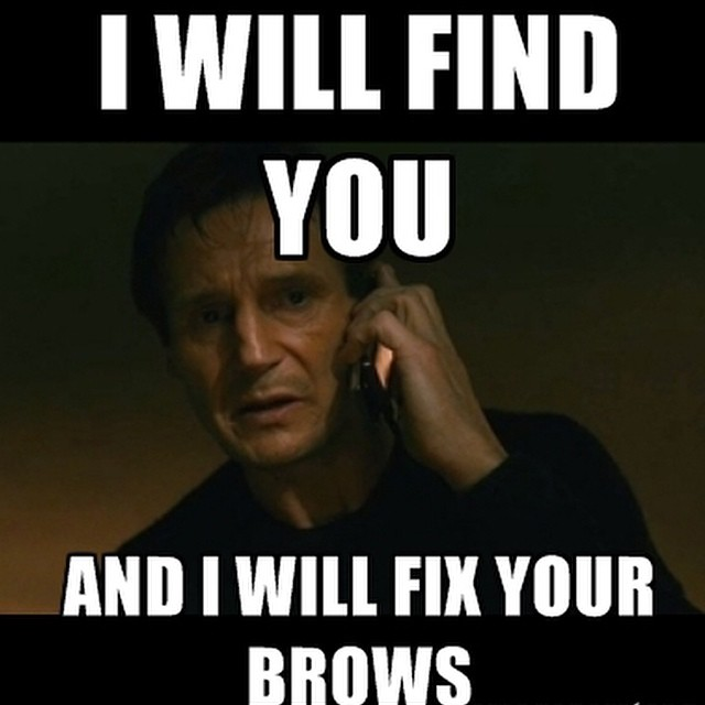 Find you fix brows