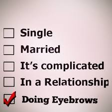Brows single