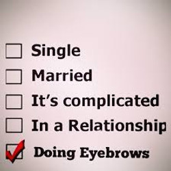 Brows single