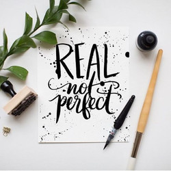 Real not perfect