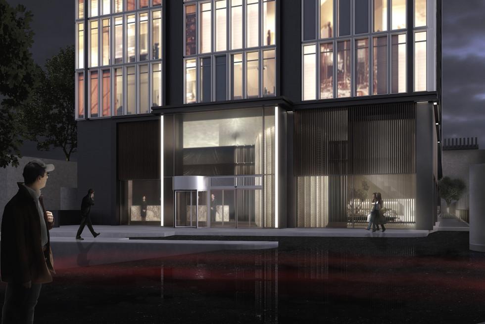 Felix Okmeydanı Residences & Offices