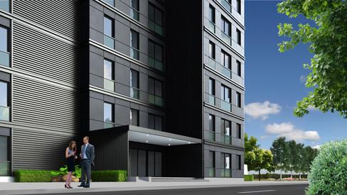 Quadrat Residences Kağıthane