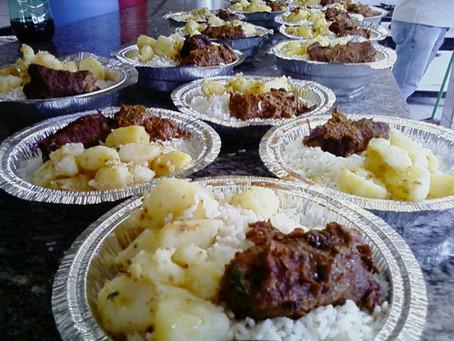 Restaurante Popular direcionará refeições aos moradores de rua e famílias em vulnerabilidade social