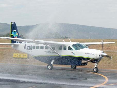 Azul lança voos para oito cidades gaúchas