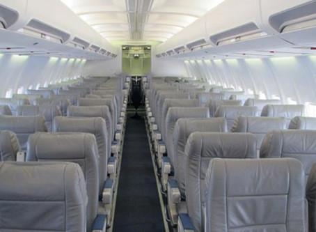 Novas medidas sanitárias em aeroportos e aeronaves reforçam proteção aos passageiros e profissionais