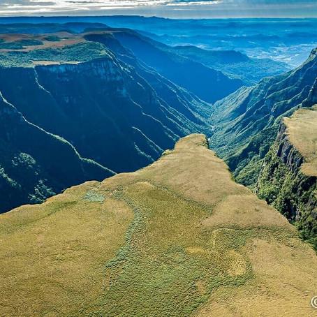 Os Cânions de Cambará do Sul, atrativos turísticos mundiais da 'terra do Tchê', você conhece?