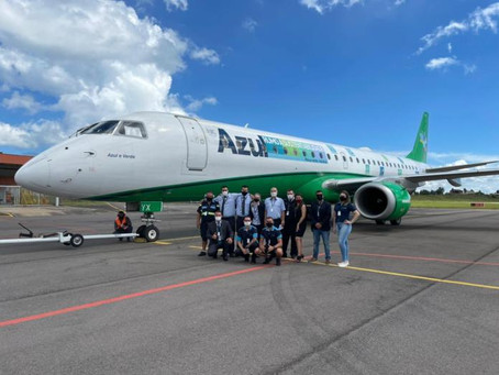 Caxias, Santo Ângelo e Uruguaiana: Azul retoma operações em destinos gaúchos