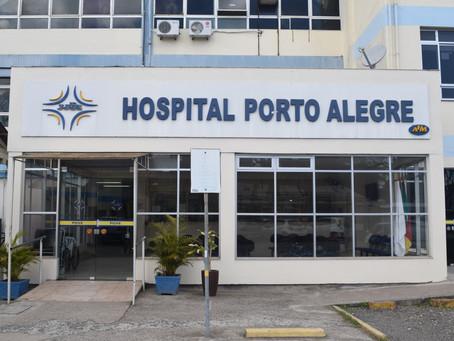 Porto Alegre amplia leitos e ajusta rede de saúde