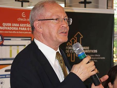 Podcast 31/03/20 - Economista e professor universitário Abdon Barretto Filho.