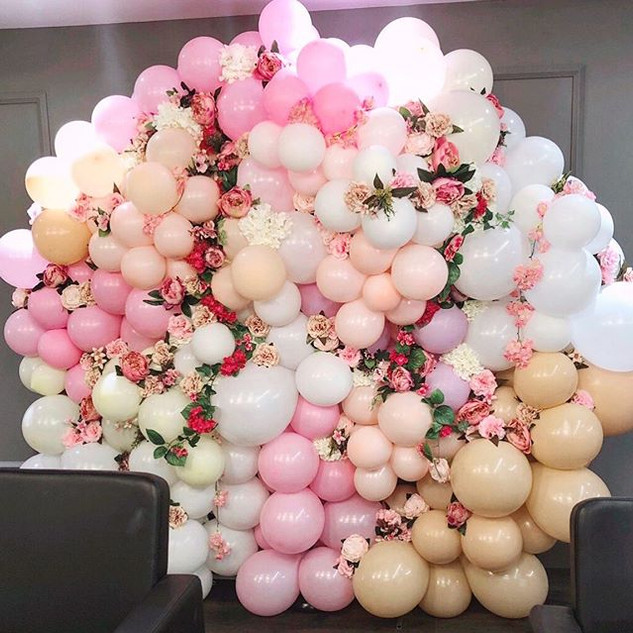 Circular balloon wall  Size - 1.8m