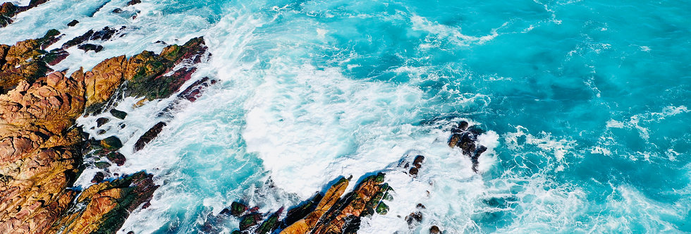 Aqua Canvas