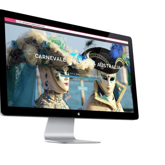 P&P Eventi Website