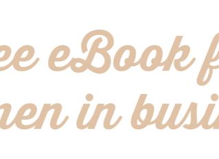 Free eBook for international women's day
